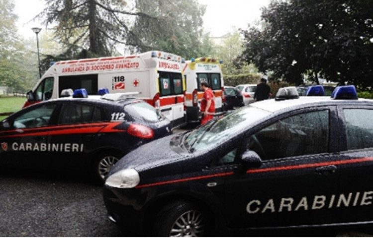 Carabinieri tentati suicidio