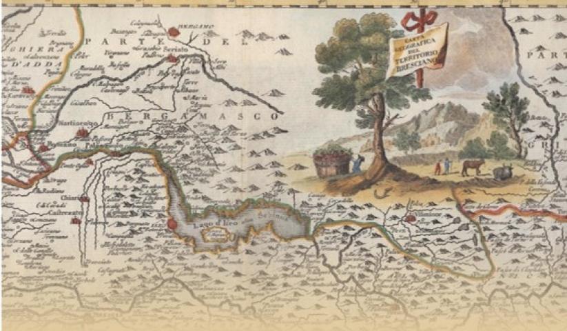 Mappa lago dIseo 3