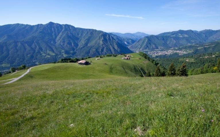 Valseriana montagne