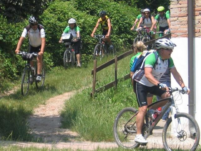 bike tour oglio