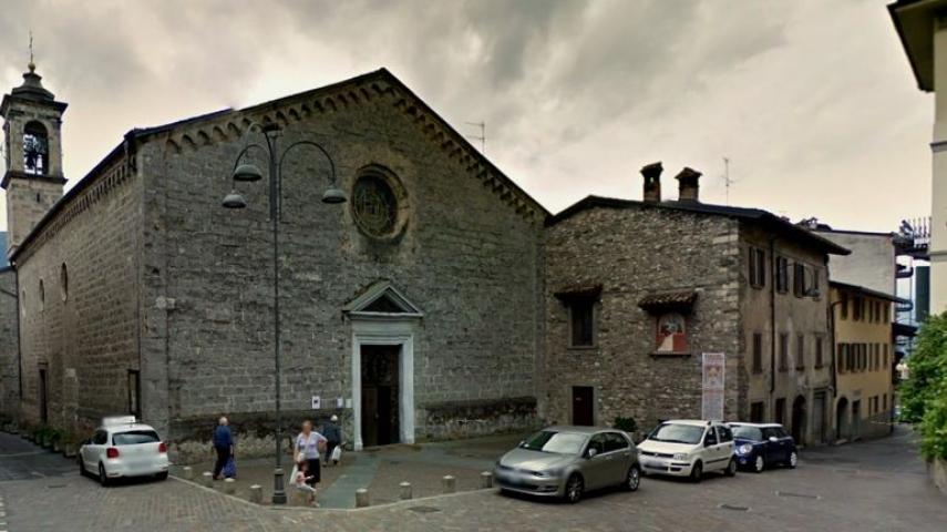 chiesa clusone