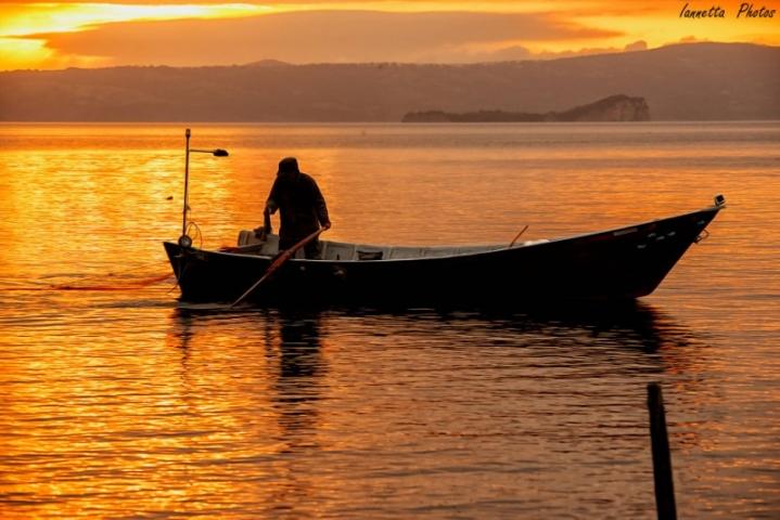 pescatori lago