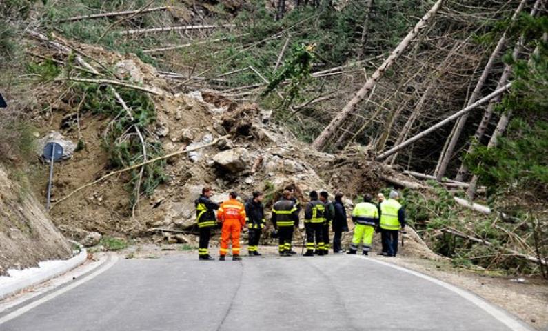 protezione civile rischio idrogeologico
