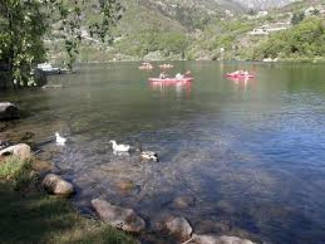 lago moro barche