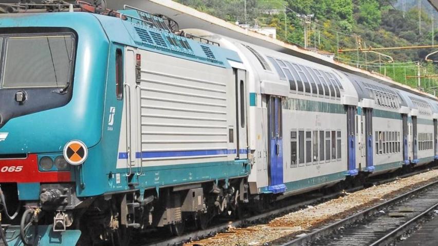 Aggressione treno