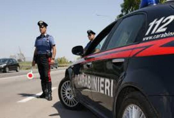 Carabinieri deesnzano