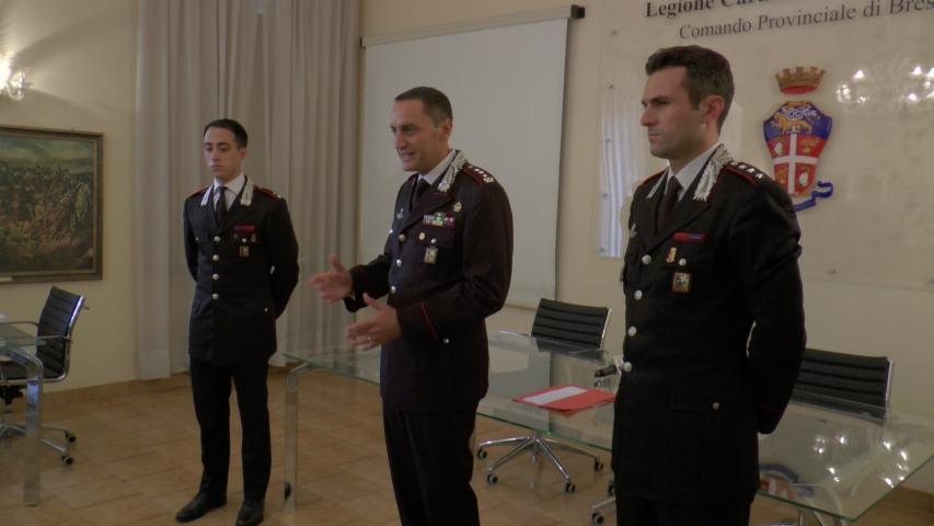 carabinieri brescia nuove nomine