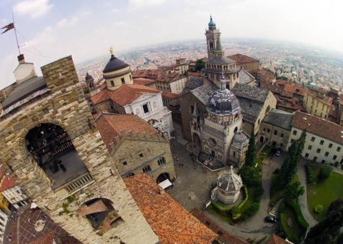 Turismo Bergamo citt Alta
