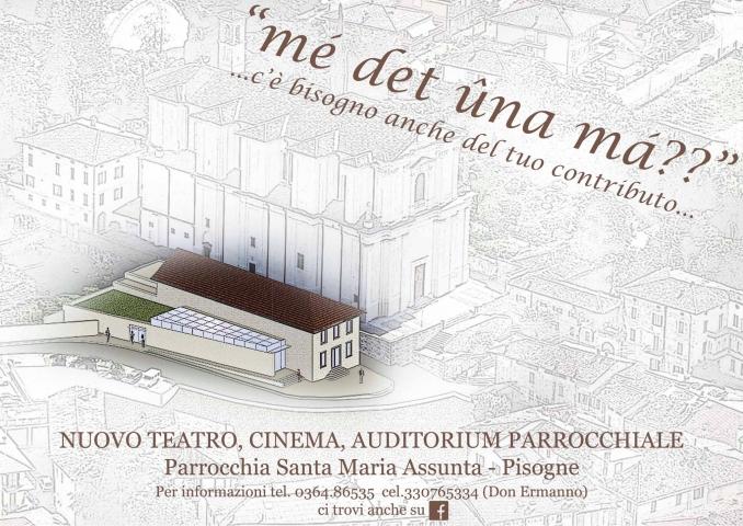 teatro pisogne