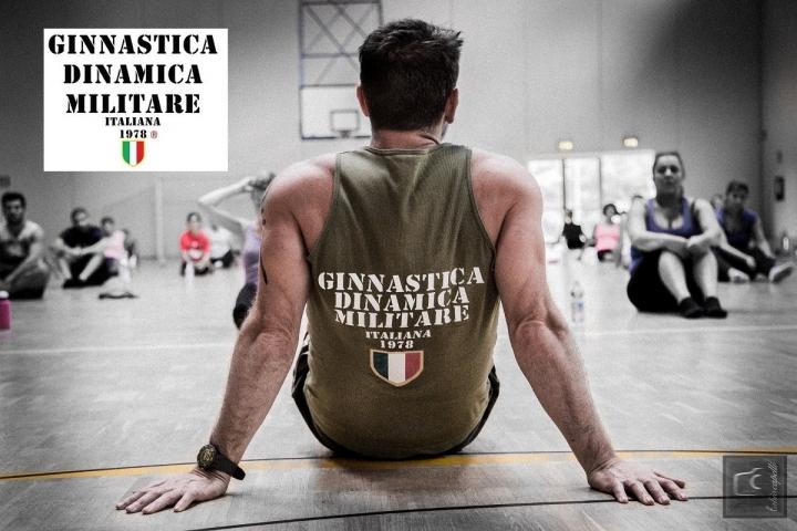 ginnastica militare