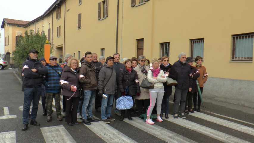 iseo protesta pacifica ospedale