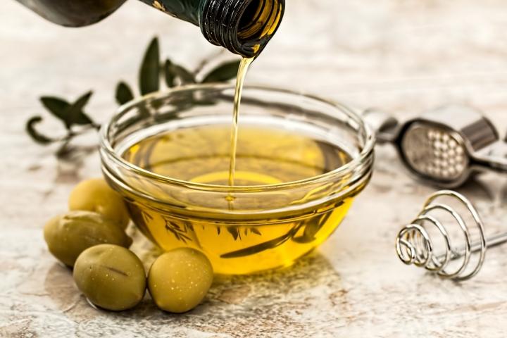 olive extravergineoliva marone