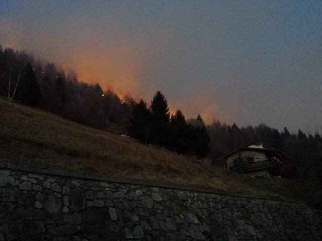 Incendio Campolaro