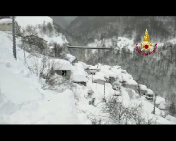 Neve Abruzzo