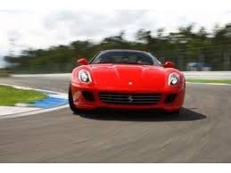 Ferrari sequestrata