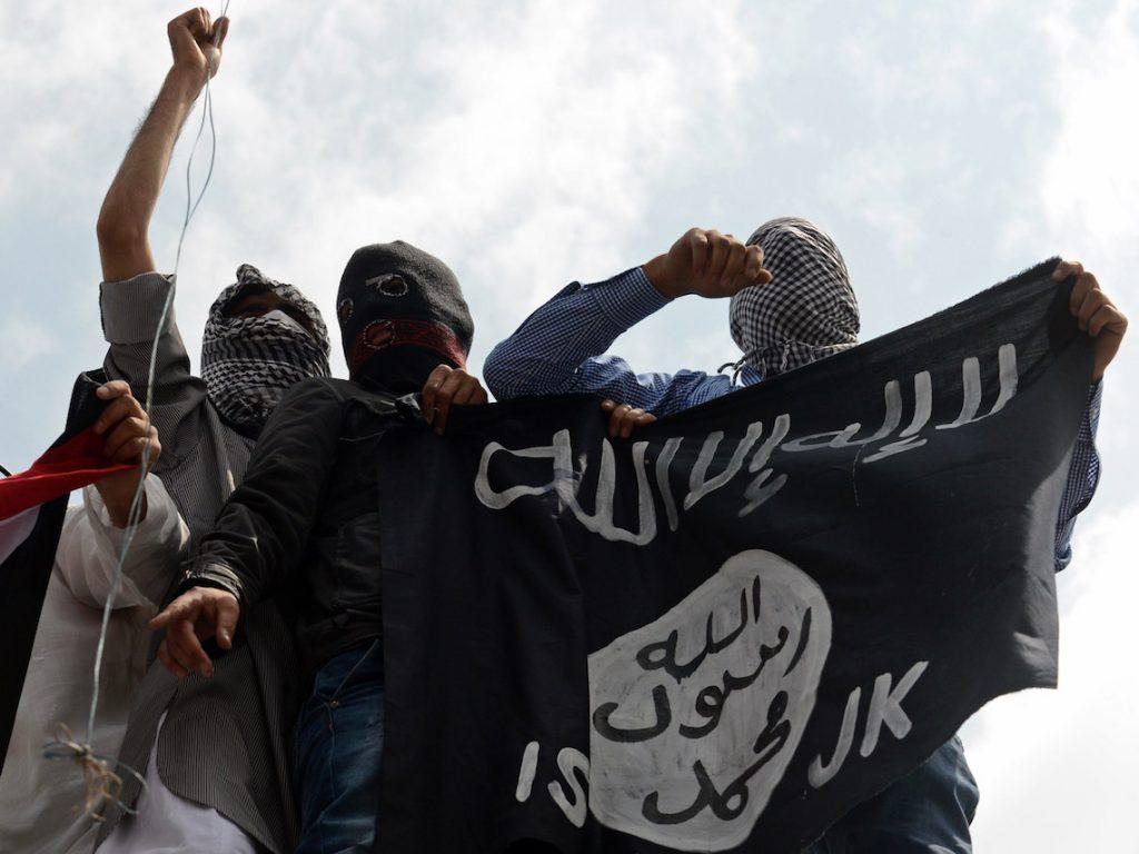 Isis combattenti