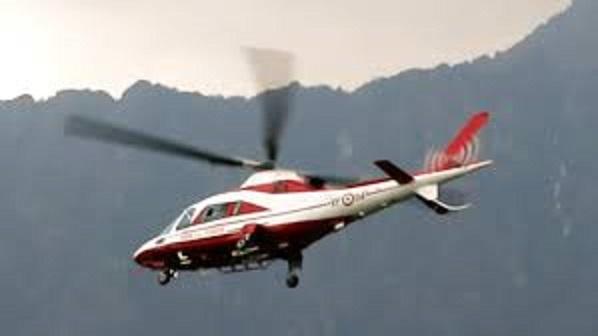 elicottero VVFuoco