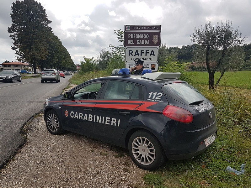 Carabinieri Salò