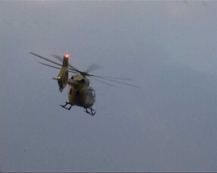 Elicottero 118 volo
