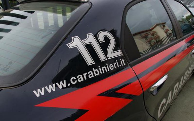 carabinieri 112 particolare 0