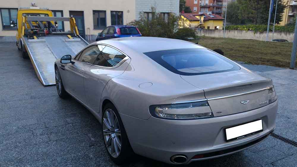 sequestro aston martin