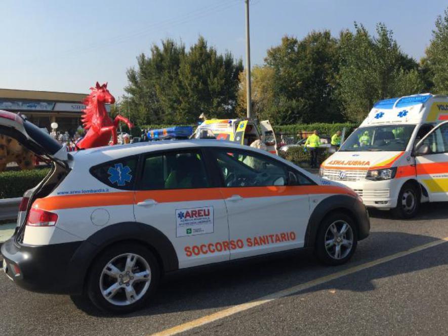 Incidente Desenzano