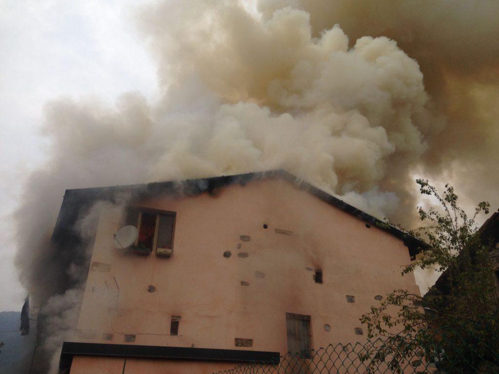 incendio casa casnigo
