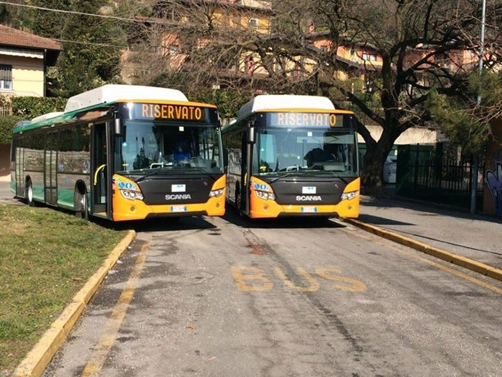 Autobus Brescia