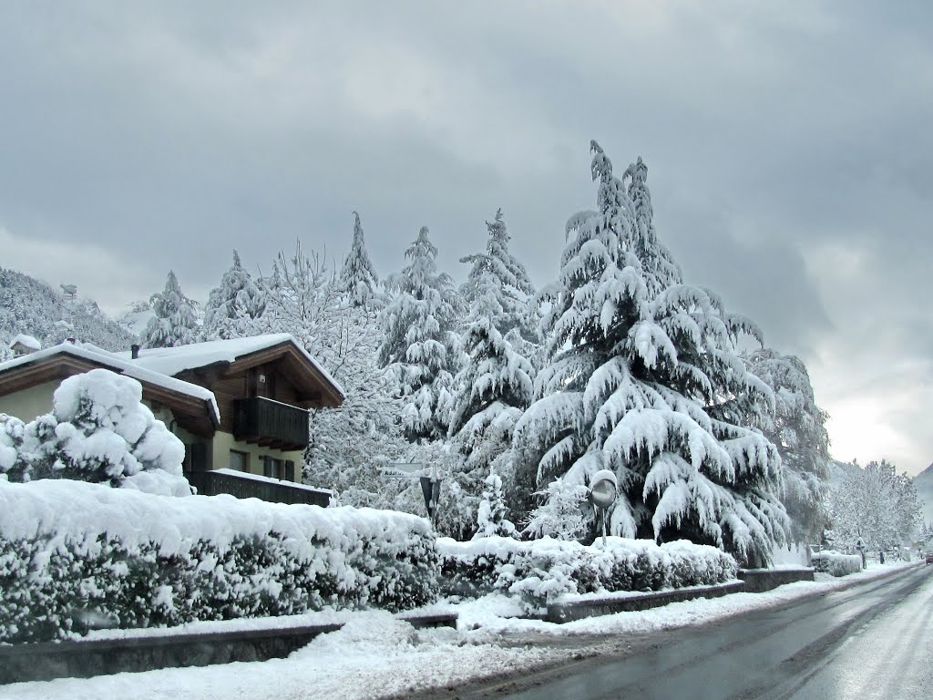 neve val seriana
