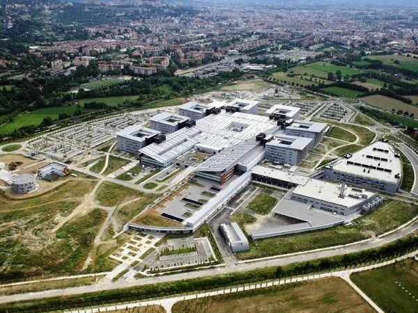 Ospedale Bergamo nuova
