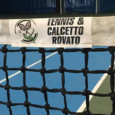 Tennis rovato