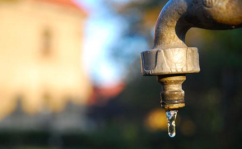 carenza idrica berzo