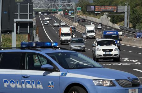 Polizia stradael BS