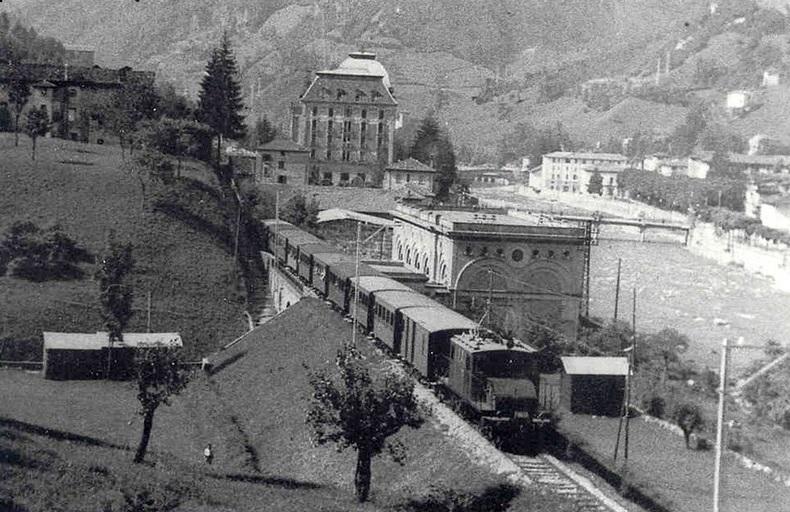 Ferrovia Valle Brembana 54280177