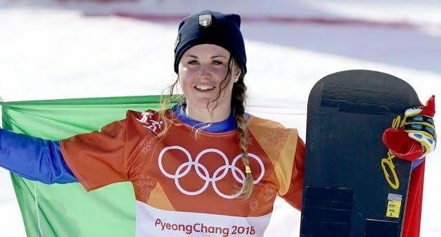 michela moioli oro pyeongchang