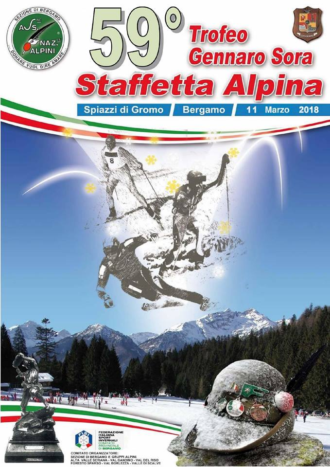 trofeo gennaro sora staffetta alpina