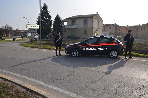 Carabinieri Alfianello
