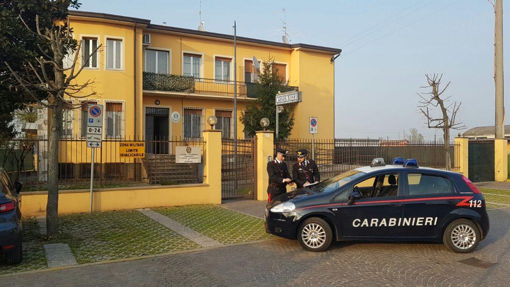 Carabinieri Trenzano caserma