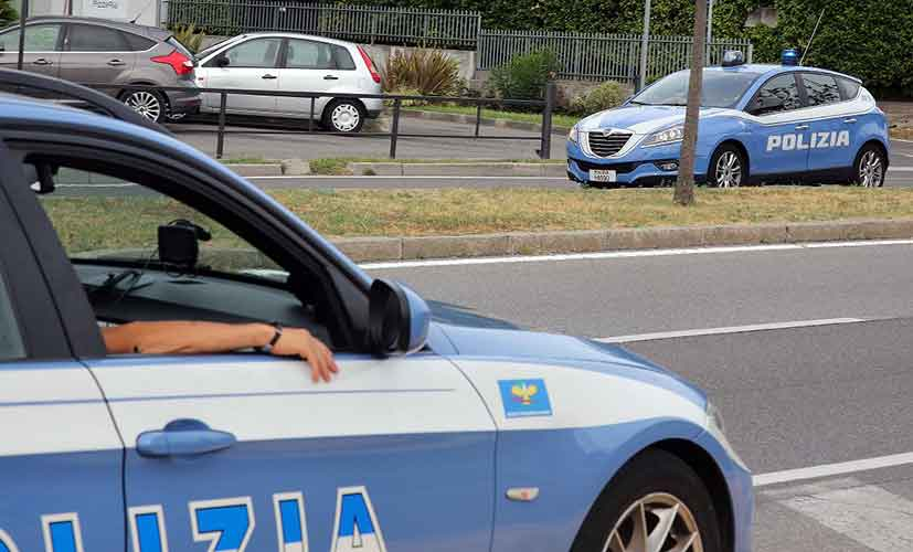 polizia stradale brescia