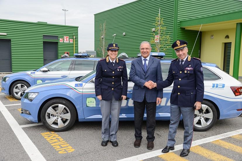 AutoPolizia A35Brebemi