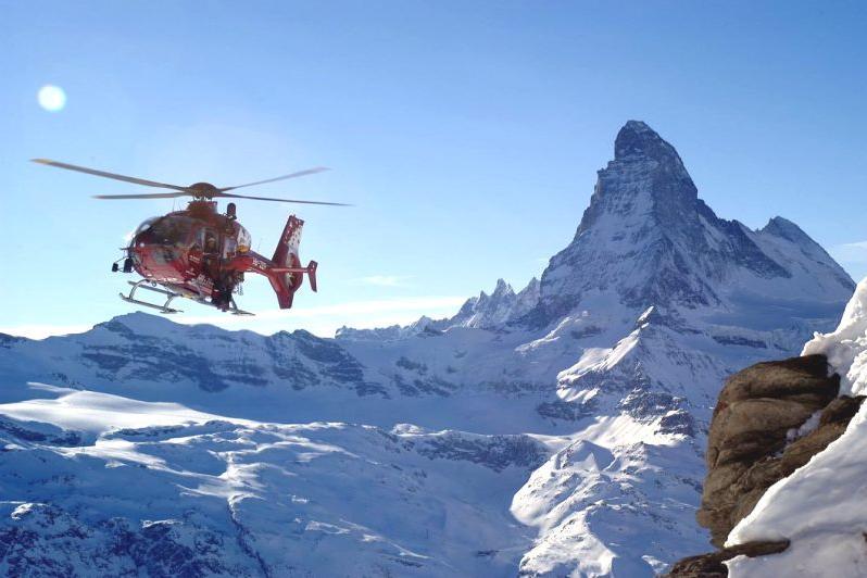 Elicottero Zermatt