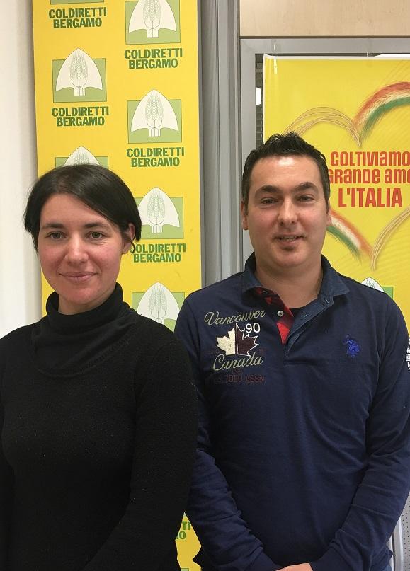 Paolo Vecchi e Roberta Ceruti