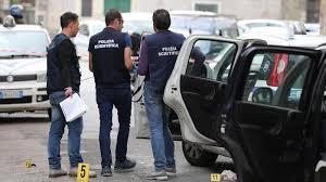 Polizia omicidio