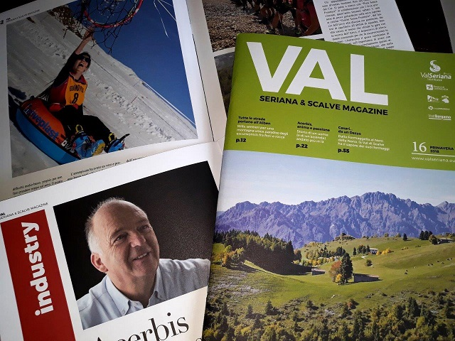 VAL Seriana Scalve Magazine