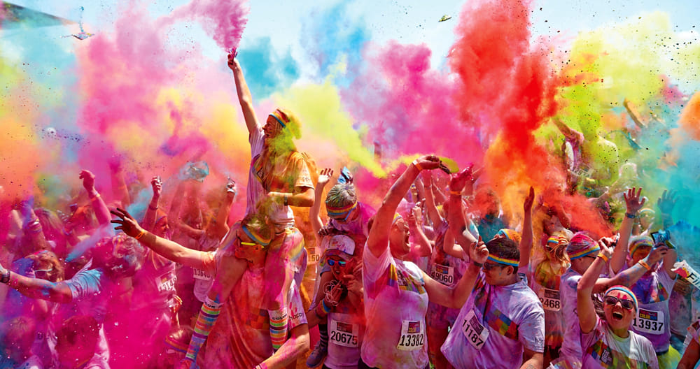 color run glushmag 2