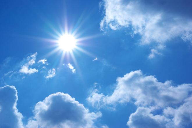 effetti raggi solari