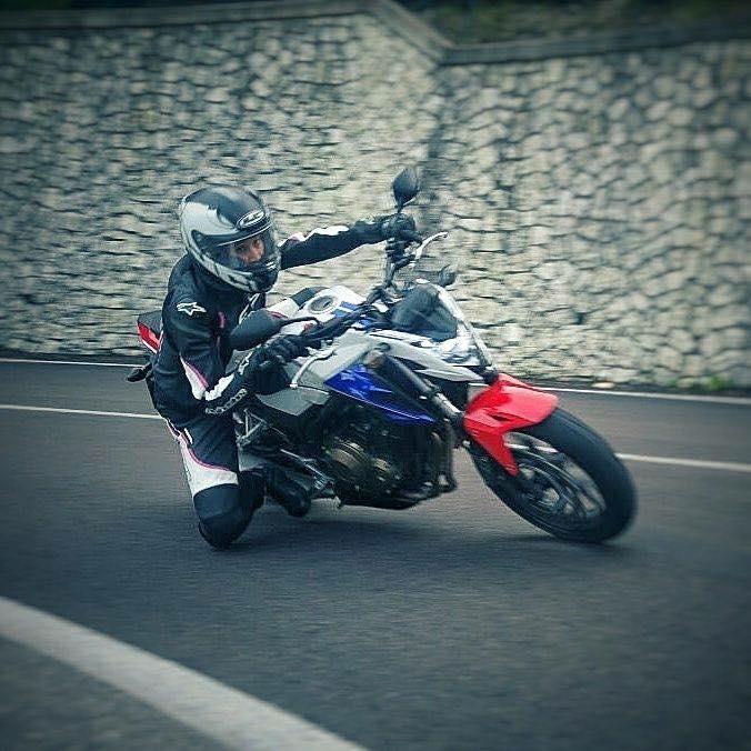 marika bertocchi moto