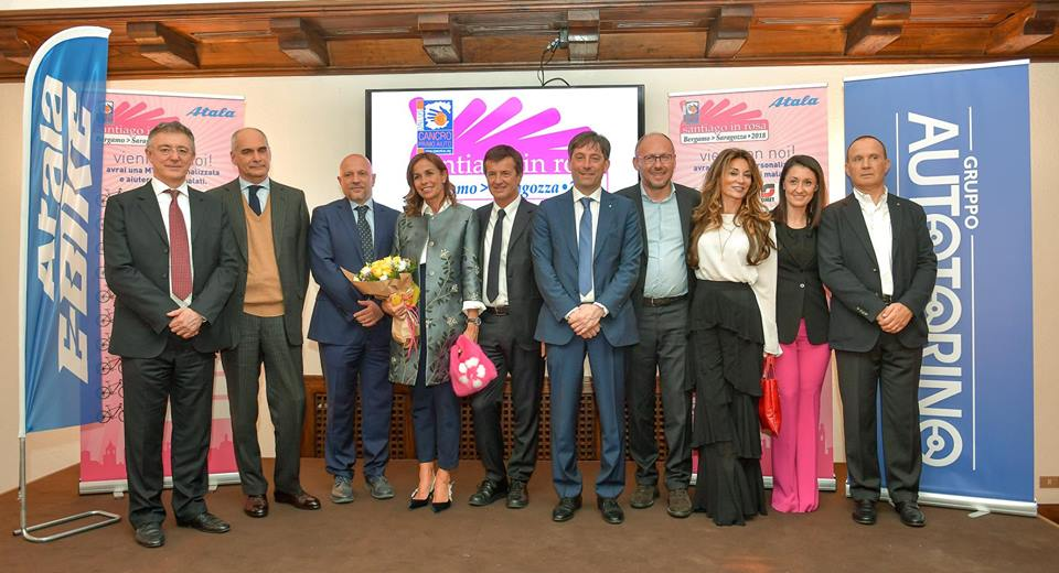 santiago in rosa 2018