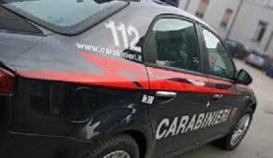 Carabinieri nuova auto