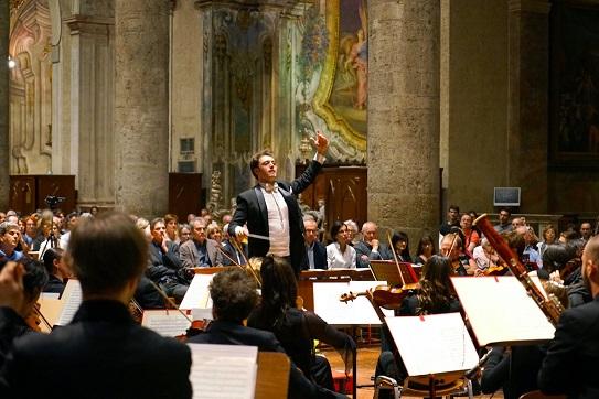 Filarmonica e Alessandro Bonato
